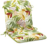 Bed Bath & Beyond Mid-Back Cushion with Ties in Leaf
