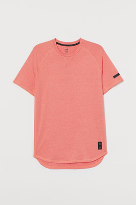 H&M Sports top Loose Fit
