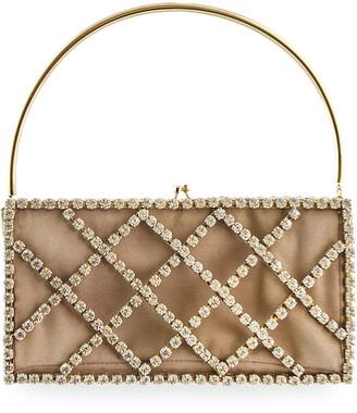 Rosantica Garofano Rectangular Top-Handle Bag