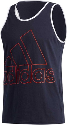 adidas Mens Must Haves Badge of Sport Tank