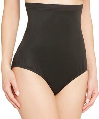 Miraclesuit Women's Plain or unicolor Swimsuit - Black - Black - 14
