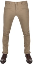 Nudie Jeans Slim Adam Trousers Beige