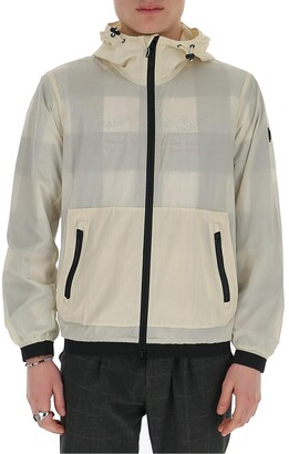 Woolrich Hooded Bomber Jacket