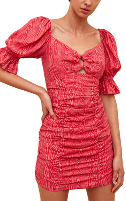C/Meo Early On Mini Dress