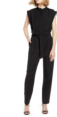 7 For All Mankind Sleeveless Jumpsuit