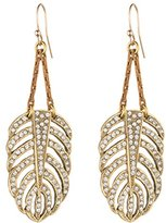 Lulu Frost Gold Colour Drift Earring