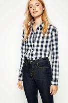Jack Wills Shotland Boyfriend Large Check Shirt