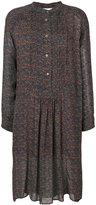 Etoile Isabel Marant pintucked dress - women - Viscose - 38