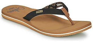 Reef CUSHION SANDS women's Flip flops / Sandals (Shoes) in Black
