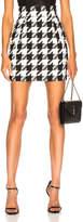 Pierre Balmain Houndstooth Skirt