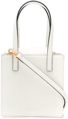 Marge Sherwood Grandma lizard-effect bag