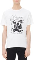 Sandro Bowie 1972 World Tour Graphic Tee