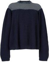 Kolor bicolour sweater