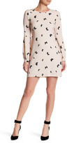 Yoana Baraschi Butterfly Poet Sleeve Dress