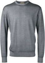 Cruciani slim fit jumper - men - Wool - 48