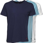 U.S. Polo Assn. Mens Three Pack T-Shirts Multi