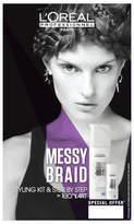 L'Oreal Tecni Art Messy Braid Styling Duo Kit
