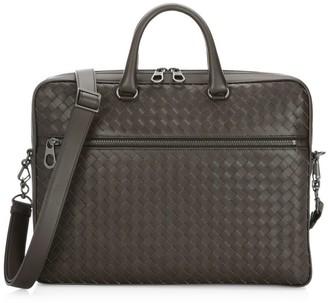 Bottega Veneta Leather Briefcase