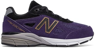 New Balance 990 Classic Running Sneaker (Toddler & Little Kid)