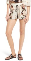 Band of Gypsies Women's Floral Print Shorts