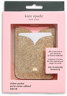 Kate Spade Double Sticker Pocket