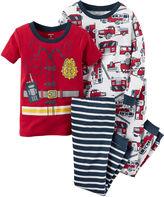 Carter's 4-pc. Pajama Set - Toddler Boys 2t-5t