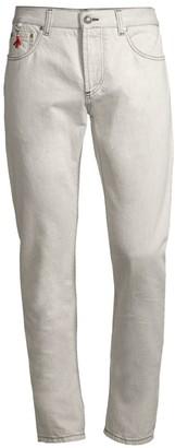 Isaia Classic Straight Leg Jeans