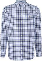 Gant Dobby Design Regular Fit Long Sleeve Shirt