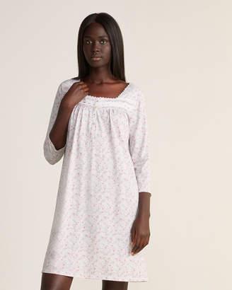 Aria Printed Short Sleep Gown