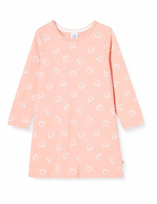 Sanetta Girls' Sleepshirt Peach Nightgown