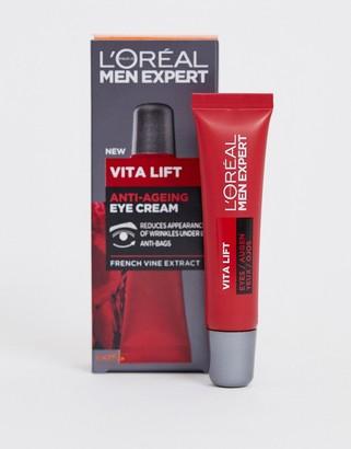 L'Oreal Men Expert Vita Lift Anti Ageing Eye Cream 15ml