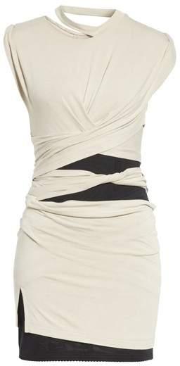 Alexander Wang Deconstructed Layer Dress