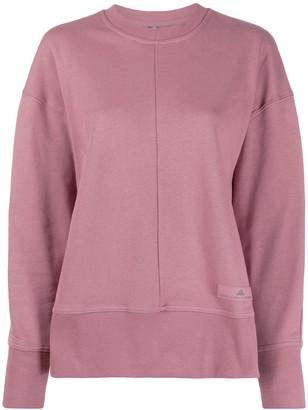 adidas by Stella McCartney Athletics side-slit sweatshirt