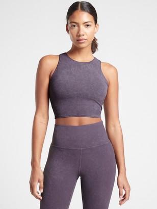 Athleta Conscious Garment Wash Crop D-Dd