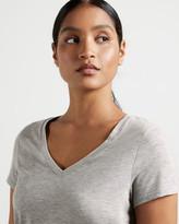 Ted Baker EMYILA V neck loose fit T-shirt