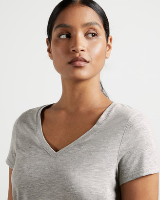 Ted Baker EMYILA V neck loose fit T-shirt