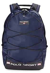 Polo Ralph Lauren Men's Water-Resistant Nylon Backpack