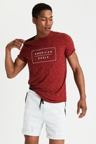 American Eagle Outfitters AE Flex Logo Graphic Tee