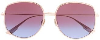 Christian Dior DDBYB oversized-frame sunglasses