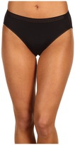 OnGossamer Micro Glamour Hi-Cut Brief 024305