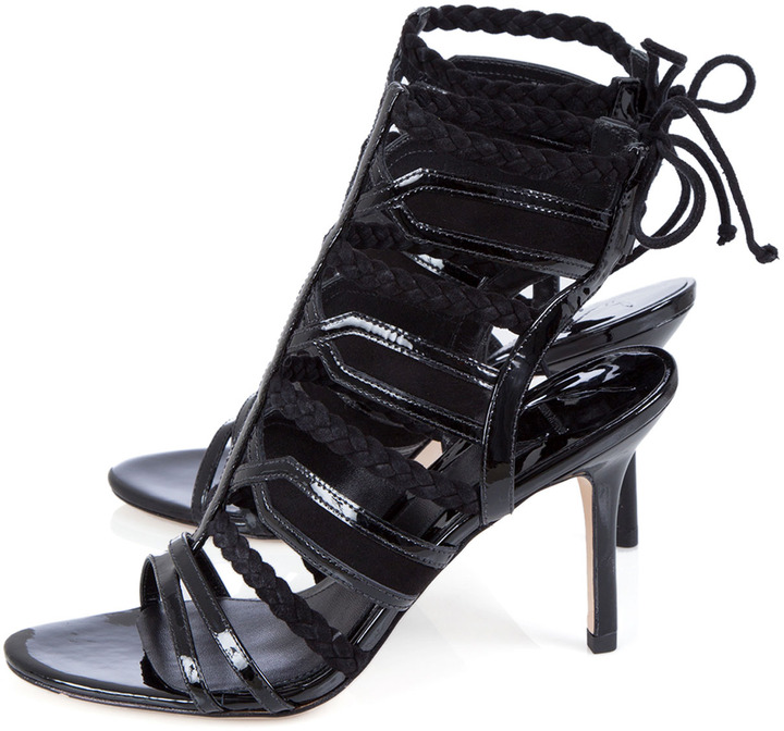 Brian Atwood Elisa Strappy Sandals