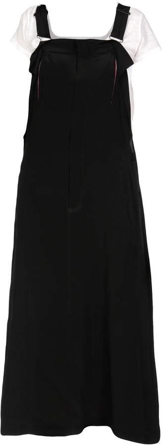 Yohji Yamamoto 3/4 length dresses