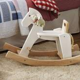 The White Company Wooden Rocking Horse