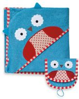Skip Hop SKIP*HOP® Zoo Towel & Mitt Set in Owl