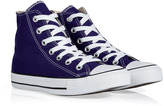Blue Ribbon Canvas Chuck Taylor All Star Hi Sneakers
