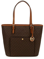 michael kors jet set tote large