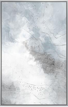 Jonathan Bass Studio Silver Blue Wings Ii