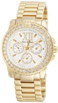 Juicy Couture Ladies' Pedigree Gold Plated Bracelet Watch - 1900711