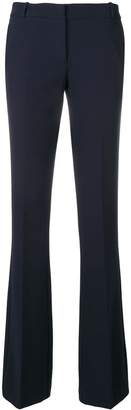 Kiltie flared trousers