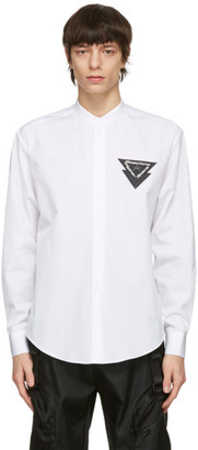 Moschino White Hyper Space Shirt